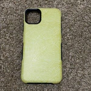 iPhone 11 Pro Max Casley case green/blue